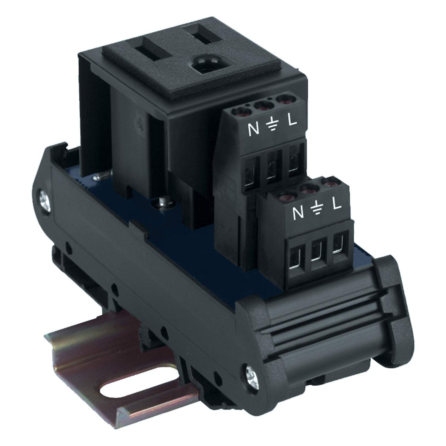 ASI San Jose Mall 35% OFF IMACP01 Single Three Prong Power AC Module Outlet Grounded