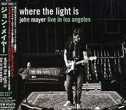 Where Light Is - Live in La by John Mayer (2008-08-27)