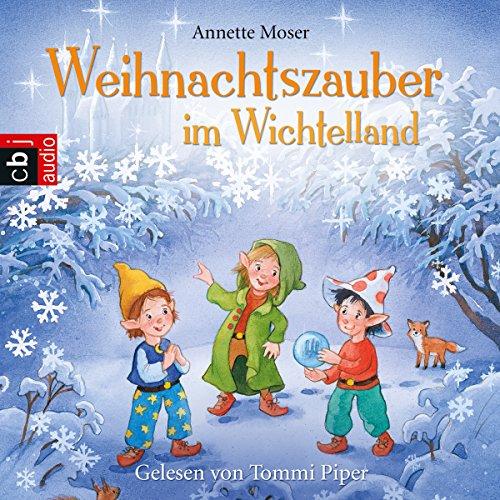 Weihnachtszauber im Wichtelland Titelbild