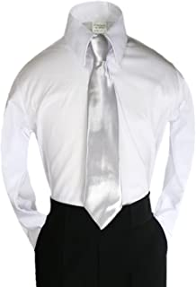 Unotux Color Satin Clip-on Necktie from Baby to Teen