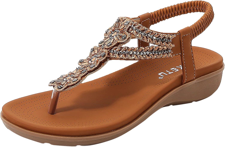 Women'S Flip Flops Sandals Flip Flops Womens Yoga Mat Comfortable Beach Thong Sandals With Arch Support