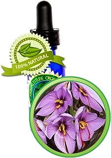 Saffron Essential Oil - 100% PURE Crocus sativus - 1oz (30ml)