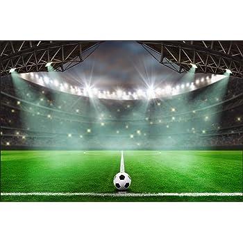 VLIES FOTOTAPETE Fußball Tapete Kinderzimmer Jungen WANDBILDER XXL Wohnzimmer