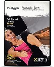 Total Gym Progression Series 4 DVD Set