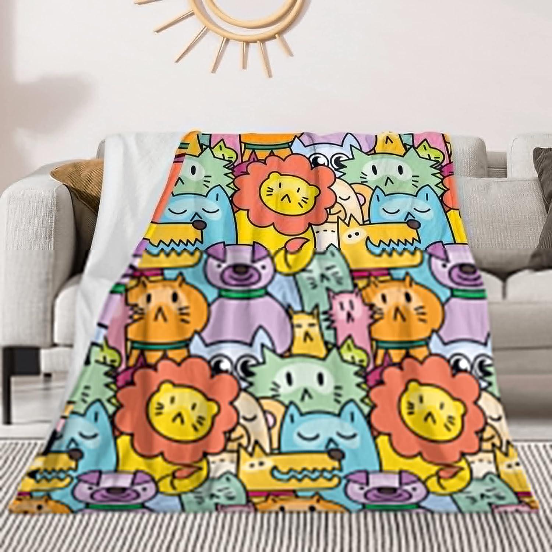 Fleece Surprise price Blanket Lightweight Flannel Soft Super Throw Cozy 25% OFF