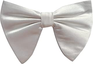 100% Silk Mens Bow tie Bowtie Tuxedo Wedding Solid Color Formal Bow Ties for Man