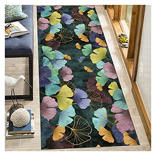 YYQIANG Coloré Runner Tapis for Hall d