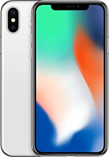 Apple iPhone X with FaceTime 256GB 4G LTE - Silver