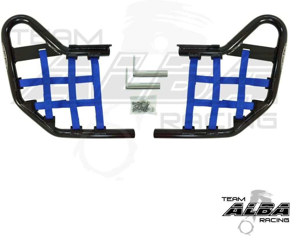 Blaster YFS New color 200 Standard Nerf Bars Blue Net Compatible w Black Many popular brands