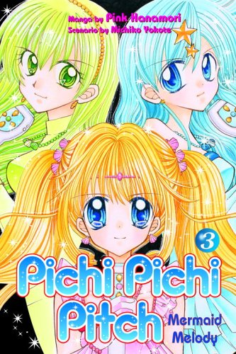 Pichi Pichi Pitch: 3 Mermaid Melody