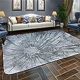 Designer-Teppich Nordic Modern Simplicity Abstrakt Persönlichkeit Geometrie Teppich Wohnzimmer Couchtisch Schlafsofa Nachttisch Teppich mit 5 Farben und 5 Größen ( Farbe : C , größe : 190*280CM )