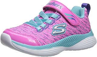 Skechers Kids' Move'n Groove-Sparkle Spinner Sneaker