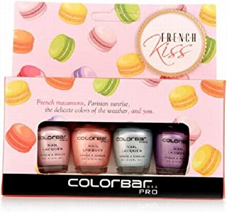 Colorbar French Kiss - Nail Kit