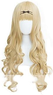 耐熱コスプレウィッグ 二番目の城 真城璃茉 ハロウィン イベント仮装 wig +おまけ2点