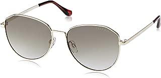 Seafolly Women's Scarborough SEA1812700 Square Sunglasses,Gold,55 mm