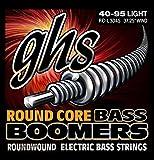 ghs 3045 RC L redondo con diseño de guitarra y emiten Boomers Light