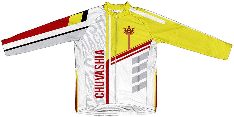 Chuvashia ScudoPro Winter Thermal Cycling Jersey for Women