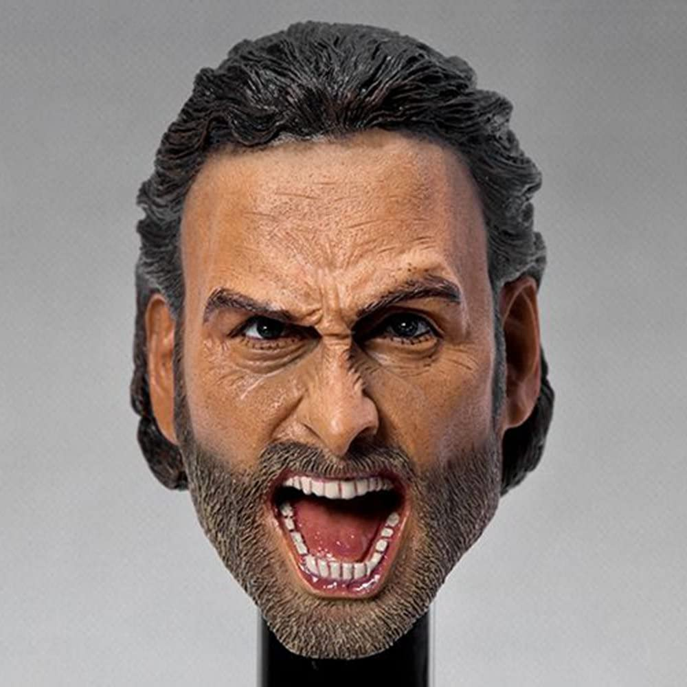 販売実績No.1 MR.CHAOS 1 6 Scale 新作 Sculpt Head Carving
