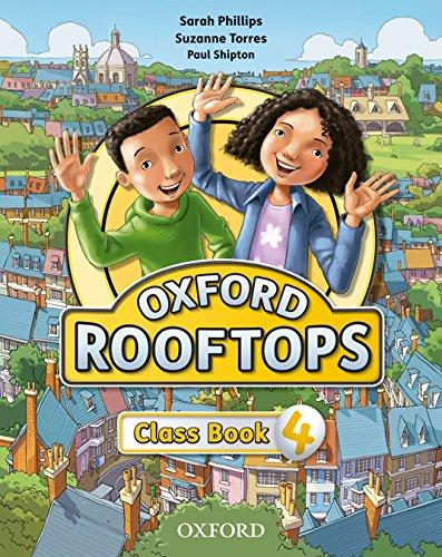 Rooftops 4. Class Book - 9780194503518