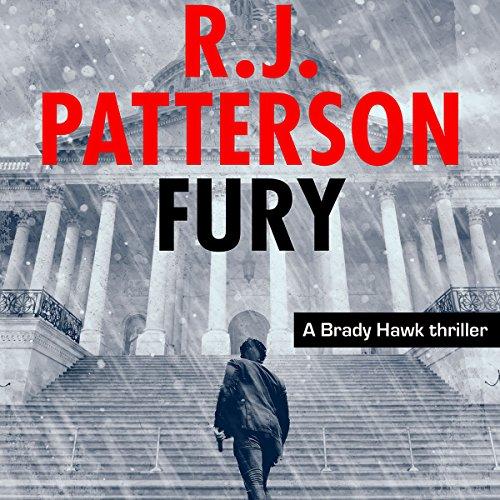 Fury: A Brady Hawk Novel, Book 6