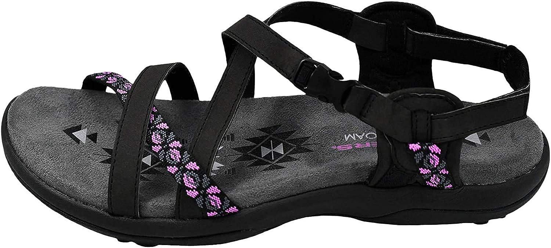 Skechers Women's Reggae Slim-Vacay Sandals