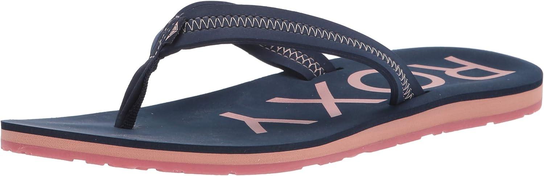 人気ブレゼント Roxy Women's 評価 Vista Sandal Flip-Flop