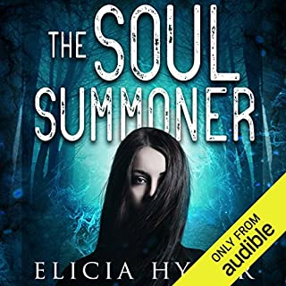 The Soul Summoner                   By:                                                                                                                                 Elicia Hyder                               Narrated by:                                                                                                                                 Brittany Pressley                      Length: 8 hrs and 54 mins     23 ratings     Overall 4.2