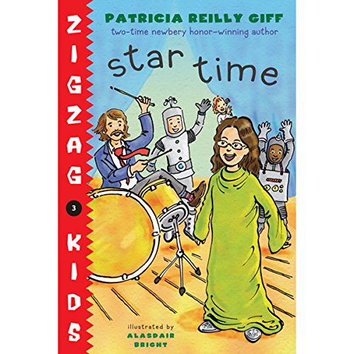 Star Time audiobook cover art
