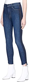 Mother Womens Stunner Zip Ankle Step Fray Jean Sweeping Racer 25, 26, 29