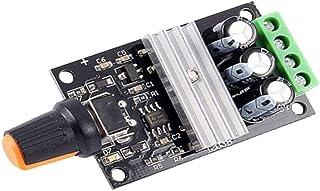 ug land india pwm dc 6v 12v 24v 28v 3a motor speed regulator control switch for dc motors- Multi color