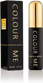 Colour Me Gold Femme Fragrance For Women, 50 ml Parfum De Toilette, 1.7 ounce pdt spray