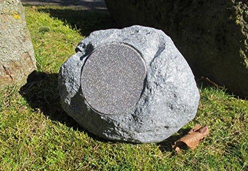 Unbekannt Gartenlautsprecher Stein