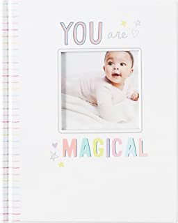 Carter's BD4-23285 You Are Magical Gender Neutral Baby Memory Book Journal, 6.4'' W x 7.5'' L
