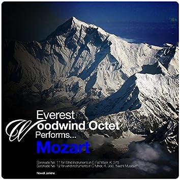 Everest Woodwind Octet Performs... Mozart: Serenade Nos. 11 & 12