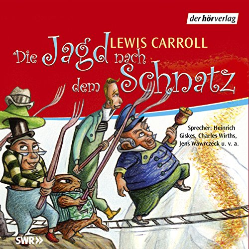 Die Jagd nach dem Schnatz                   By:                                                                                                                                 Lewis Carroll                               Narrated by:                                                                                                                                 Heinrich Giskes,                                                                                        Charles Wirths,                                                                                        Manfred Steffen                      Length: 45 mins     Not rated yet     Overall 0.0