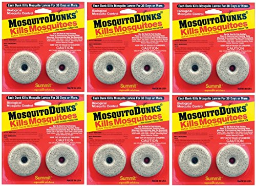 Summit Mosquito Dunks Mosquito Dunk 2 / Pack