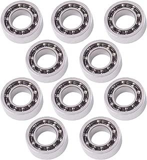 Roulements miniatures /à double blindage 4x13x5mm 10pcs F624ZZ Roulements /à billes miniatures /à double blindage