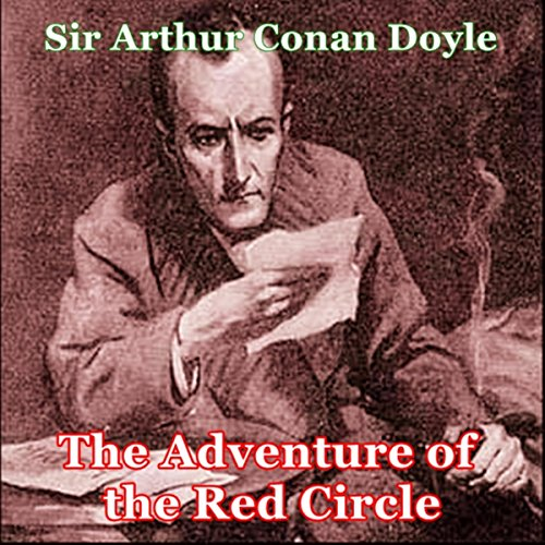 Sherlock Holmes: The Adventure of the Red Circle audiobook cover art