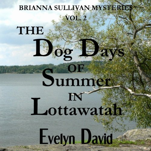 The Dog Days of Summer in Lottawatah audiobook cover art