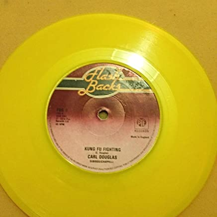 Kung Fu Fighting - Yellow Vinyl