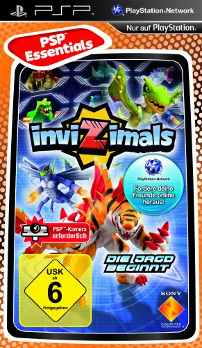 Invizimals [Essentials] - [Sony PSP]