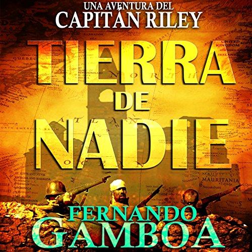 Tierra de Nadie [Nobody's Land] audiobook cover art