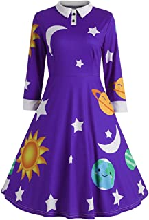 ms frizzle costume wig