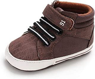 Sakuracan Baby Shoes Boys Girls Toddler High-Top Ankle...