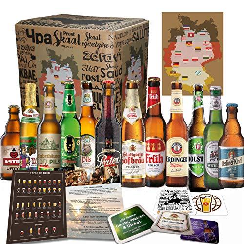 12x Deutsche Bierspezialitäten