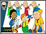 Learning Patterns With Caillou