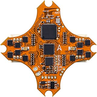 BETAFPV Upgrade Lite 1S Brushless Flight Controller SPI Frsky D8 Rx Compatible with Silverware Firmware BT2.0 Connector for Tiny Whoop Quadcopter FPV 1S Whoop Drone