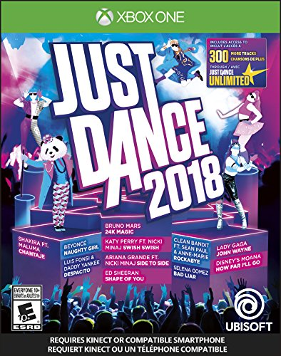 Just Dance 2018 XB1 - Xbox One