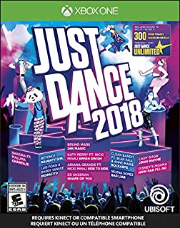 Just Dance 2018  XB1 - Xbox One (B072QF7G4M) | Amazon price tracker / tracking, Amazon price history charts, Amazon price watches, Amazon price drop alerts