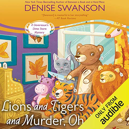 Lions and Tigers and Murder, Oh My Titelbild